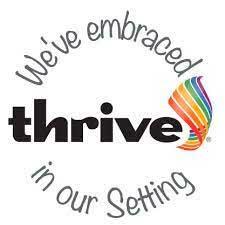 We've embraced Thrive®